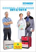 Engelstalige cataloog Söhngen 2013-2014 (GRATIS)