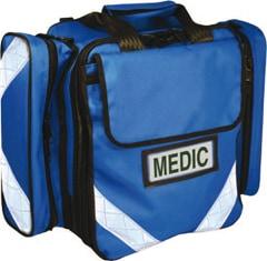 Frontline Compact Ultra Backpack Blauw (leeg)