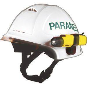 Helm Targa 'Ambulance' incl lamphouder