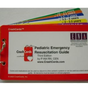 Pediatric Crash Cards