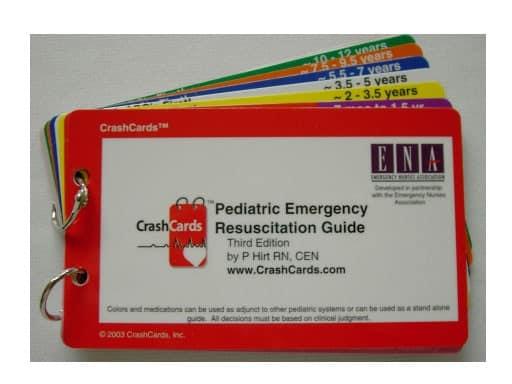Pediatric Crash Cards