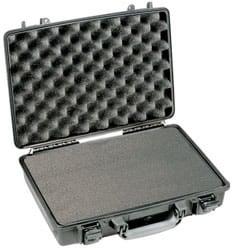 Peli-Case 1490 zwart + foam