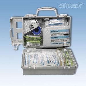 EHBO koffer QUICK-CD met vulling norm DIN 13157 wit